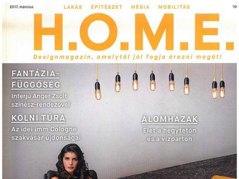H.O.M.E. 2017/03 - Egybecsengő építészet