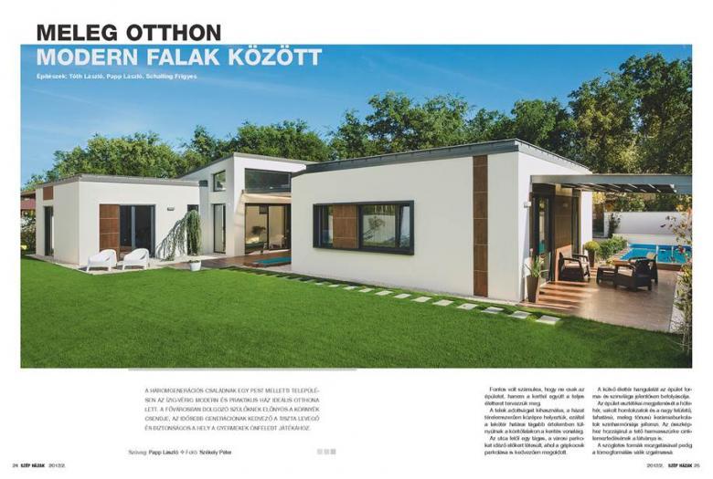 Szép házak 2013/2